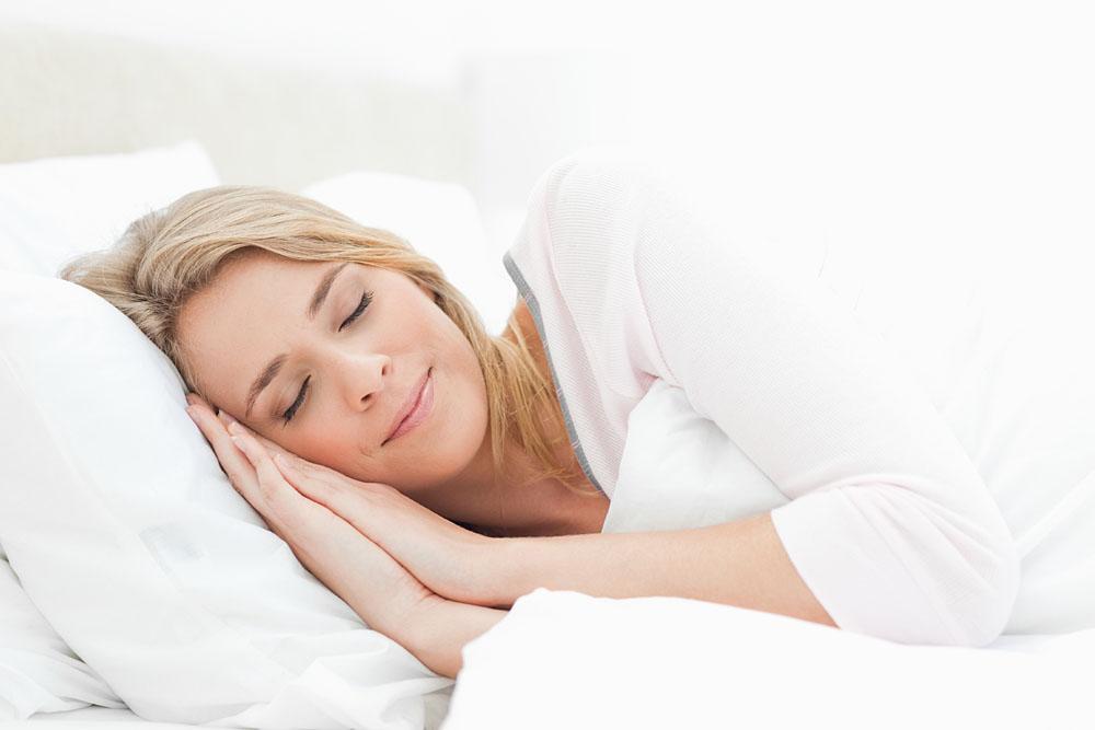 Genug Schlaf