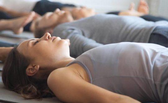 Ausbildungen im Entspannungsbereich